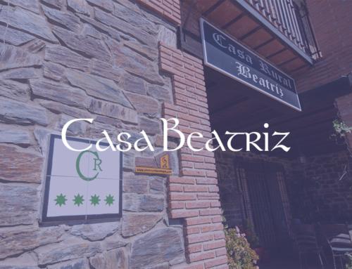 Casa Rural Beatriz – English
