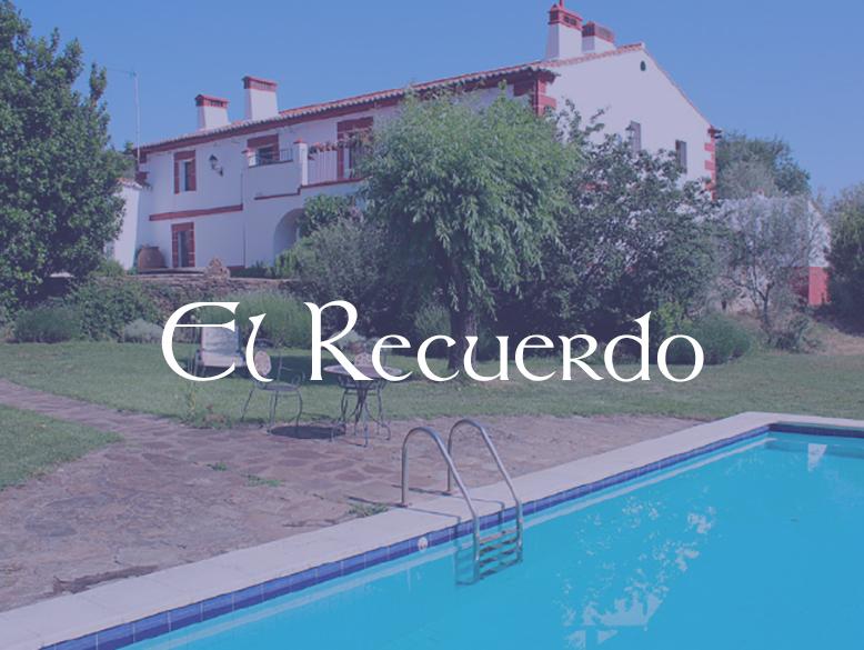 Casa Rural El Recuerdo
